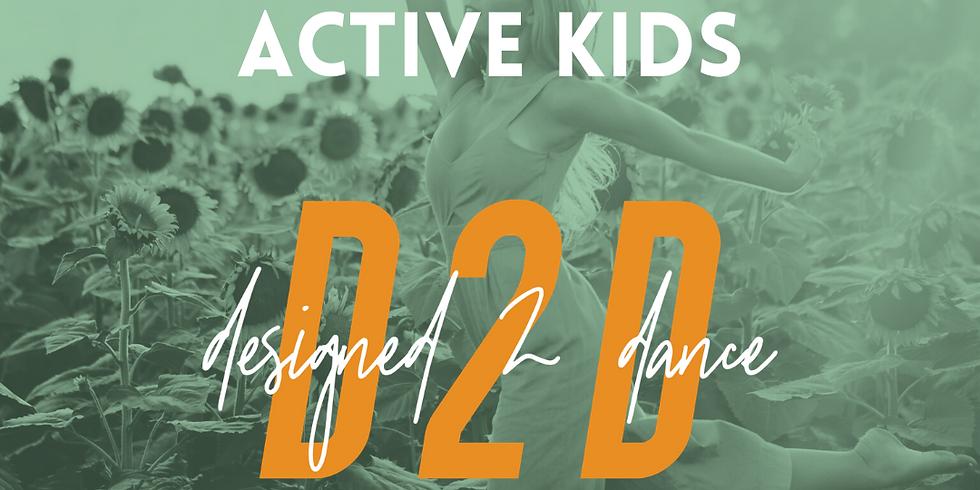Active Kids Week 2