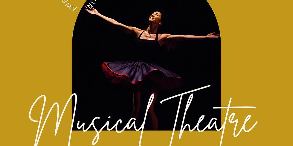 Musical Theatre 4wk Dance Course  (1)