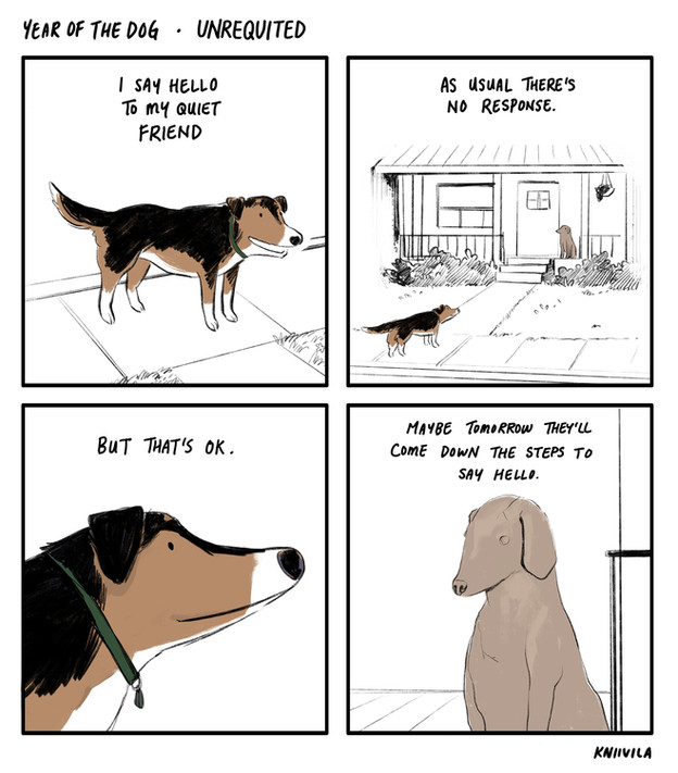 Year of the Dog - Unrequited
