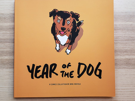 """On publishing """"Year of the Dog"""""""