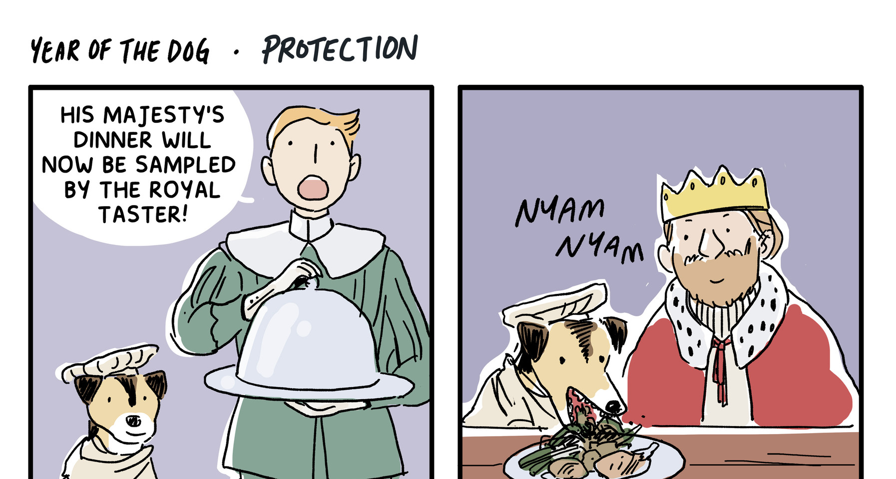 Year of the Dog - Protection