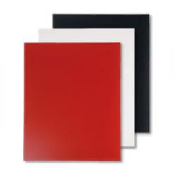 Barth Glass Rood/Wit/Zwart