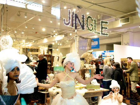 Whimsy and Surprises Around Every Corner at Jingle – A Holiday Pop Up
