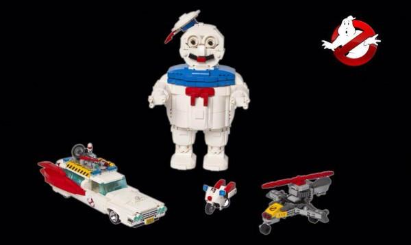 C3Brix LEGO Ghostbusters