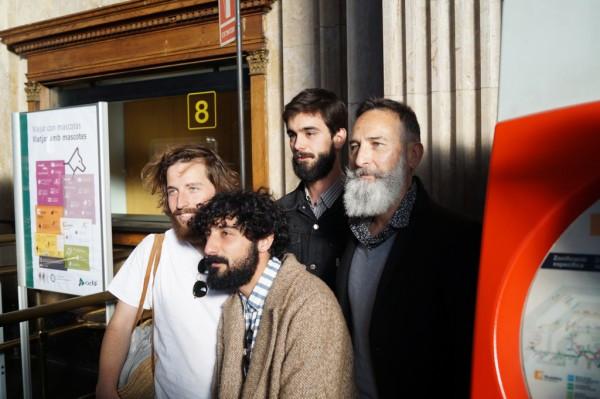 Beards in Barcelona