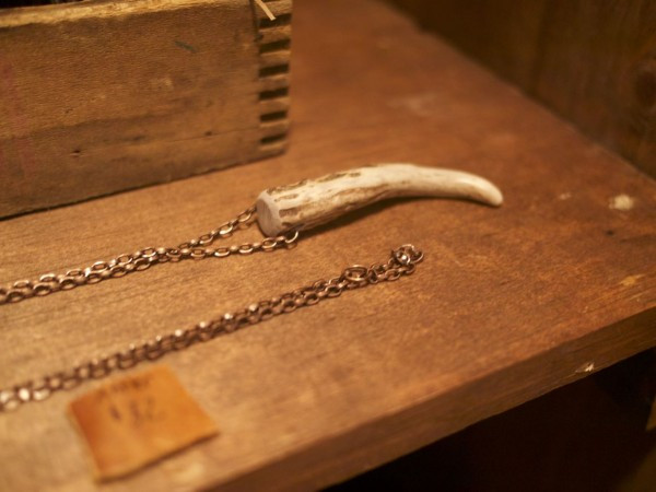 Antler Jewelry - by The Local Branch at Artists & Fleas