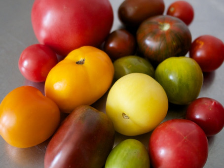 Heirloom Tomatoes: The Way Tomatoes Are Supposed To Taste