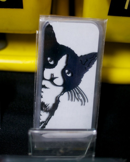 Wacky Magnets' Kitty Magnet