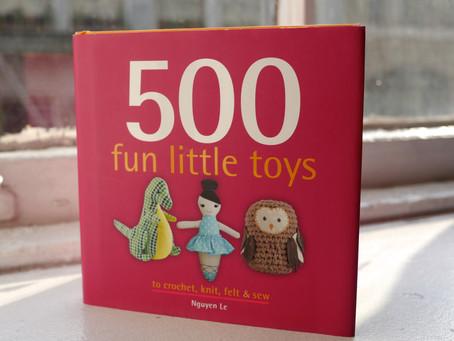 Weekend Market Picks August 17 & 18, 2013: 500 Fun Little Toys by Nguyen Le