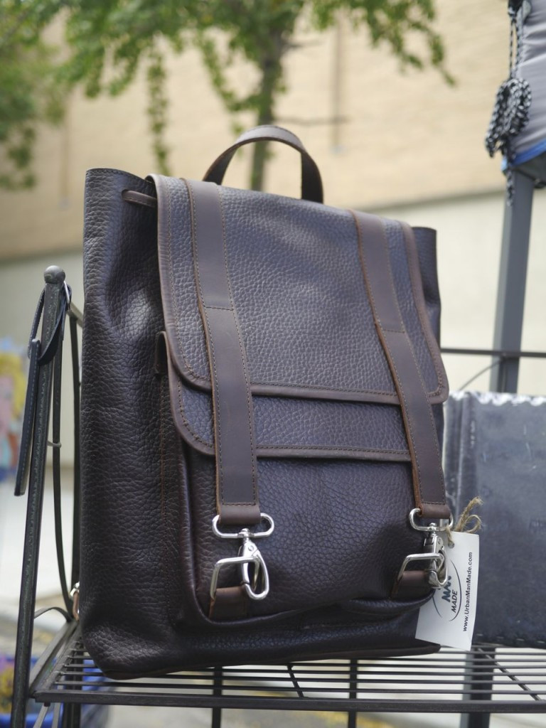Urban Man Made Shows A Wide Range of Bag Styles for Men