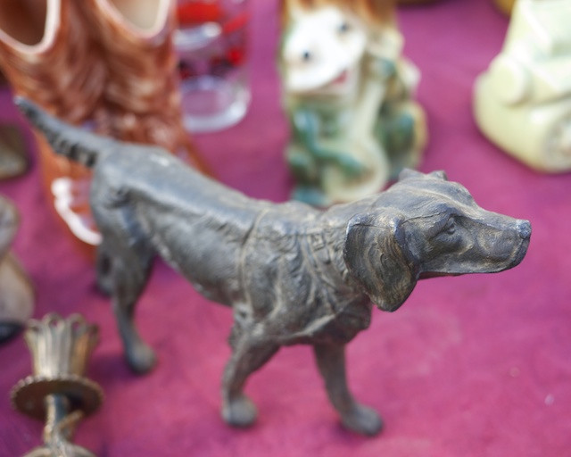 Pointer Doorstop from Billy Monteforte's Collection
