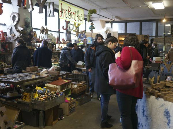 Winter Flea Brooklyn
