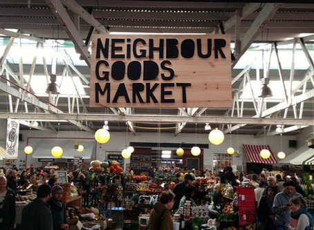 Guest Market & Blogger: The Neighborgoods Market in Cape Town South Africa