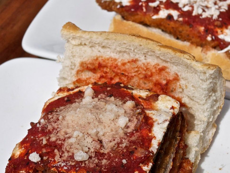 Weekend Market Picks May 18 & 19, 2013: Eggplant Parm from Sunday Gravy