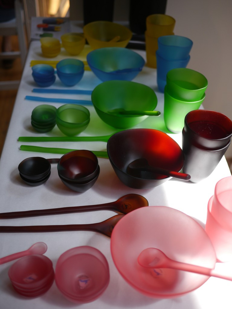 Handmade Tableware from Modern Appealing Clothing at Super Duper Market