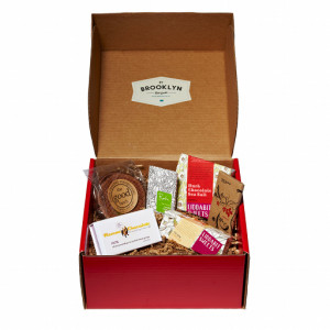 By Brooklyn Chocolate Lovers Gift Basket