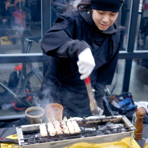Yakitori Tatsu's Japanese cuisine