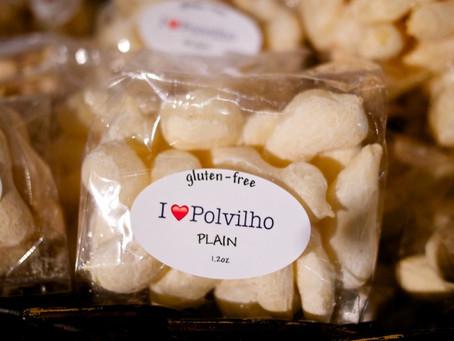 Polvilho Bakery Makes Brazilian Gluten-Free Snack Puffs