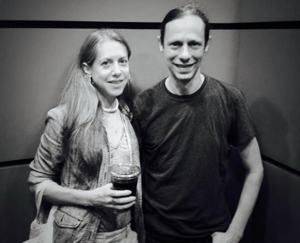 Cynthia Rybakoff and Matt Shapoff