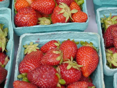 Weekend Market Picks June 15 & 16, 2013: Summer Strawberries