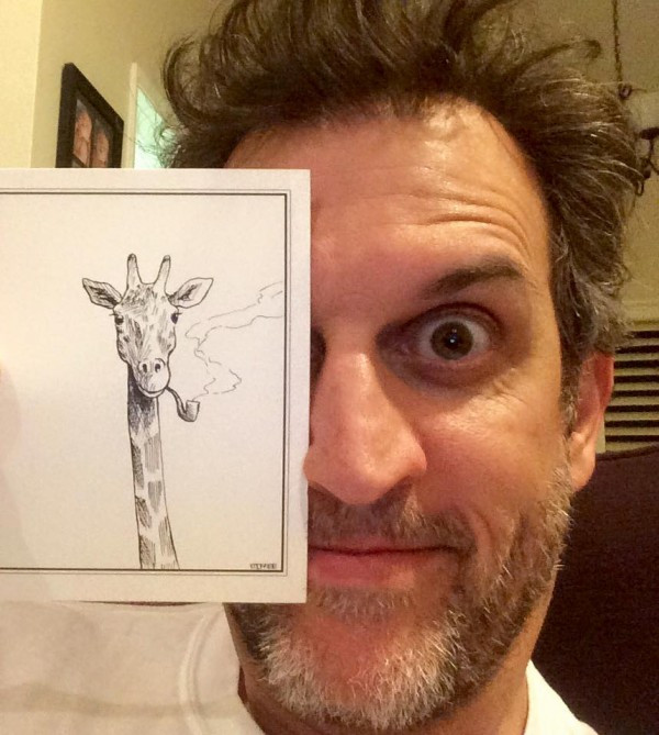 Todd Wilkerson and his Diffee Doodle
