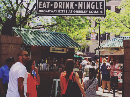 Weekend Market Picks June 25 & 26, 2016: Broadway Bites Under Twinkly Lights