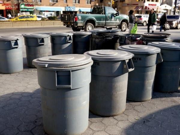 LES Ecology Center Compost Bins