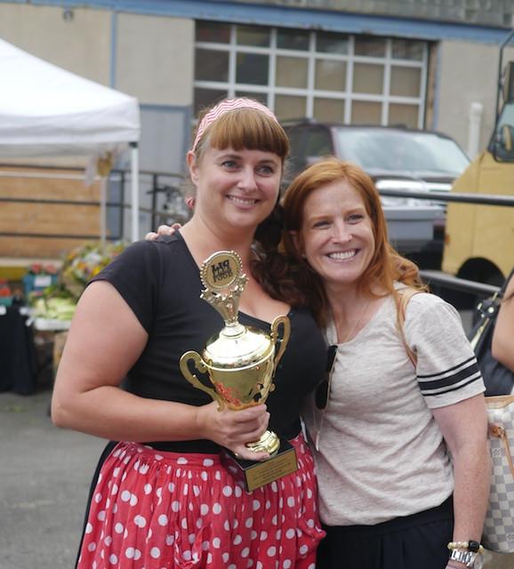 Winner Best Drink at LIC Flea & Food: Frittering Away