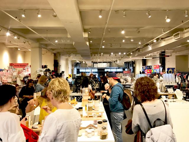 Meet Fine Independent Designers at ID Pop Shop through Sunday!