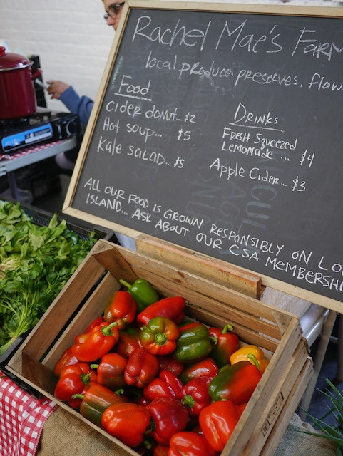 Rachel Mae's Farmstand offerings