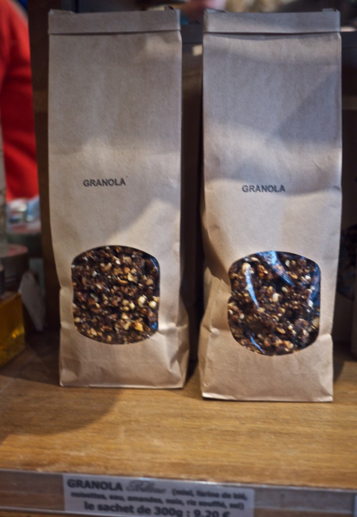 Poilâne Recently Introduced Granola to Their Product Line