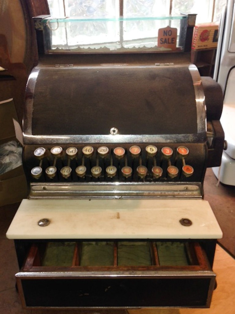 Estate Sale Vintage Typewriter -
