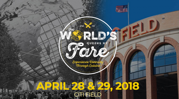 World's Fare April 2018
