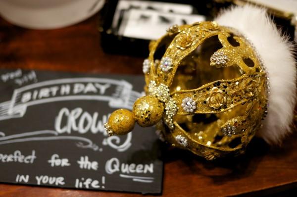 Dora Marra Birthday Crown