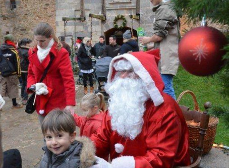 Guest Holiday Market: Grand Christmas Market at the Chȃteau de Bonneval