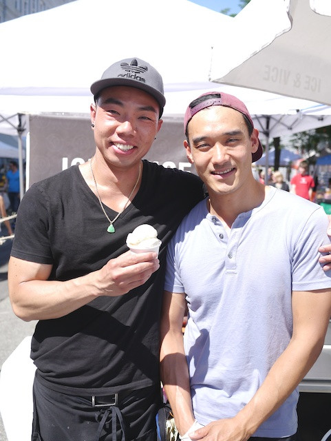 Ken Lo and Paul Kim, Founders of Ice and Vice