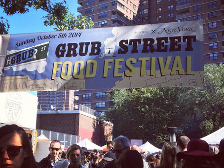 Grub Street Food Festival: Stuff Your Face From 75+ Vendors On Sunday