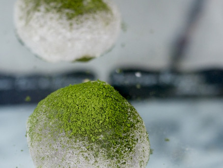 Weekend Market Picks Septemer 6th & 7th, 2014: Mochi from Hanaka NYC