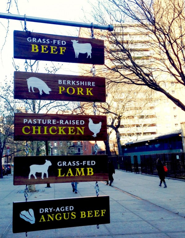 Sun Fed Beef Has Beautiful New Wooden Signs