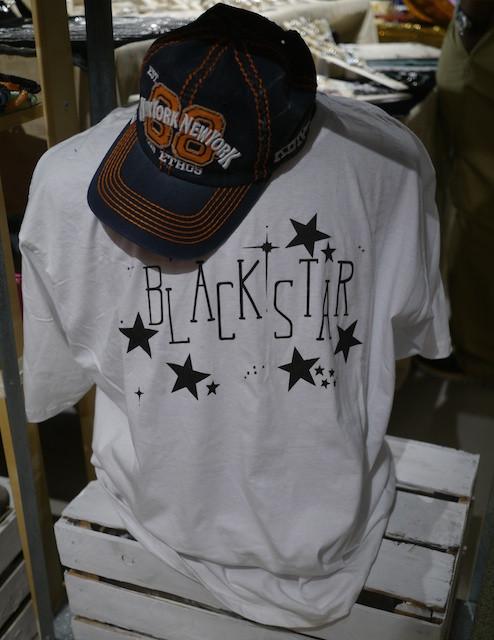 Black Star Tee by Kitty Rose Lyfestyle
