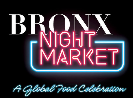 The Bronx Night Market Opens On Saturday!