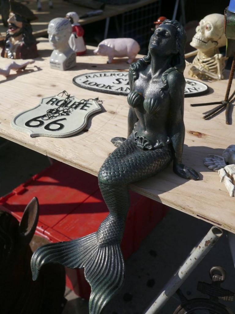Hells Kitchen Flea Mermaid