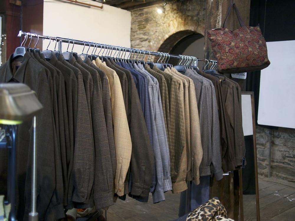 C Joseph Clothiers Menswear