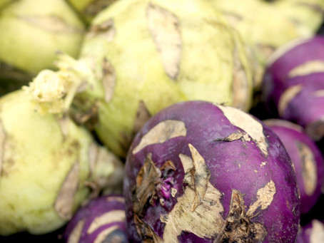Top 11 Weekend Market Picks March 19 & 20, 2016: The Rugged Rutabaga