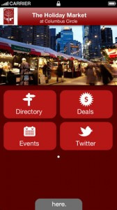 Here App Columbus Circle