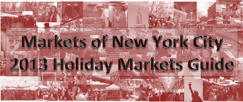 Holiday Markets FACEBOOK Banner Black