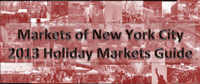 Holiday Markets FACEBOOK Banner Black