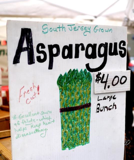 Kernan Farm has the best signs in the farmers markets