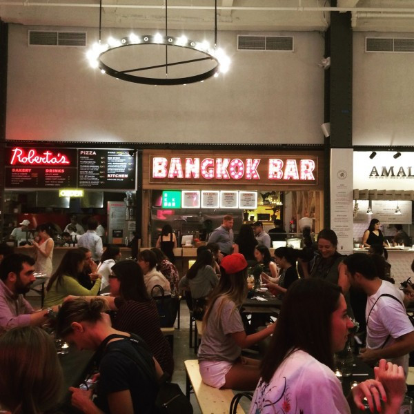 Bangkok Bar Serves Thai Street Food