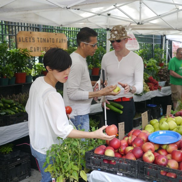Chelsea Farmers Market opens on Saturday!